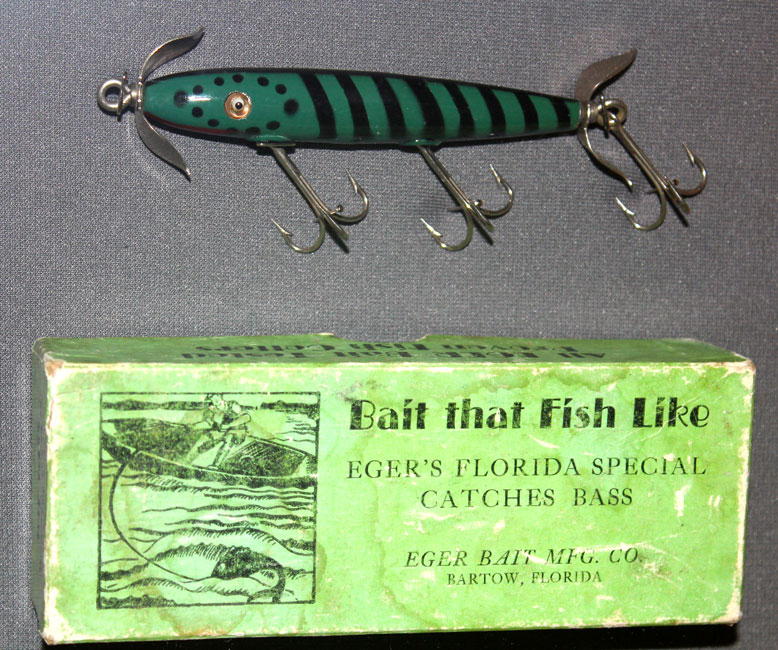 Eger Bait Company - Old Florida Lures